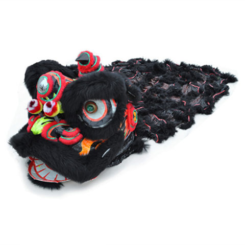 chinese lion dance costume
