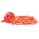 southern-lion-dance-costume-red-gold 01